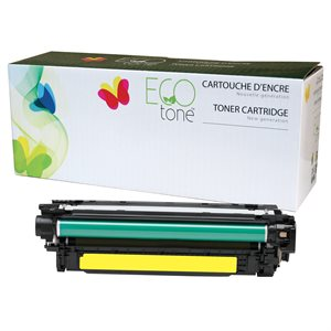 HP CE252A Yellow Reman. EcoTone 7K