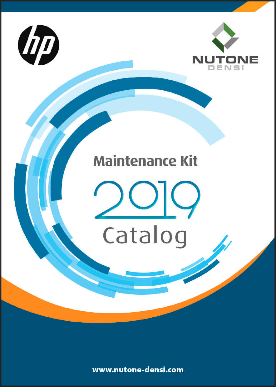 Maintenance Kit Catalog Cover HP