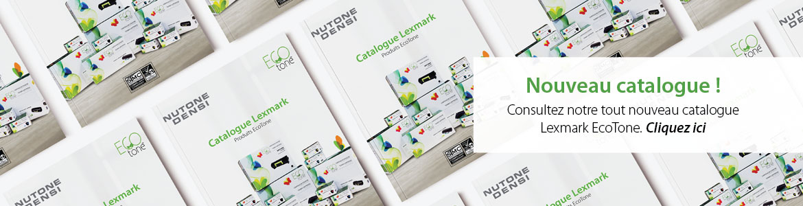 Catalogue Lexmark EcoTone